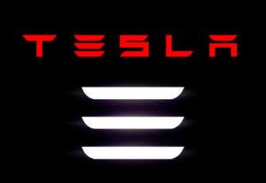 Telsa Logo