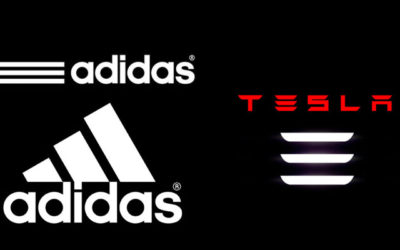 Tesla vs Adidas Trademark